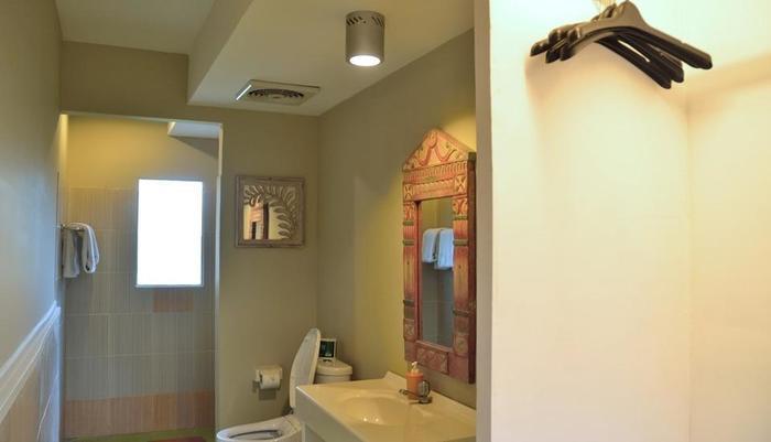 Nyima Inn Bali - Taman kabin mandi room1