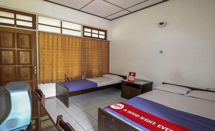 NIDA Rooms Kese Hatan 143 Pakem - Kamar tamu