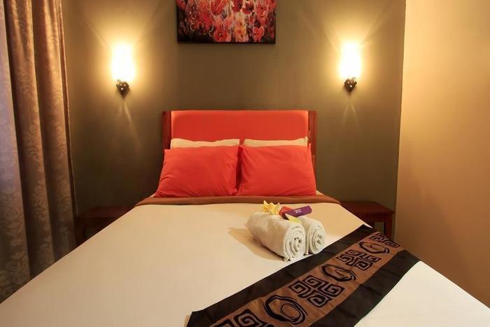 Summer Season Boutique Hotel Yogyakarta - Kamar tamu