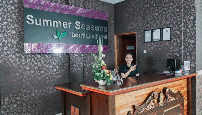 Summer Season Boutique Hotel Yogyakarta - RESEPSIONIS