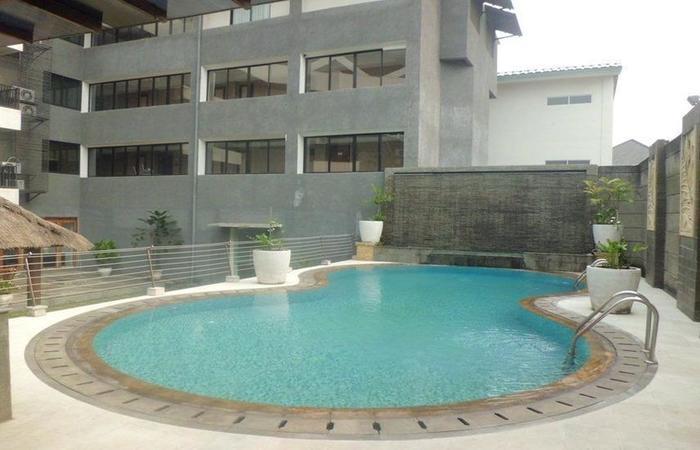 Shinju Apartment Cilandak Jakarta - Kolam Renang