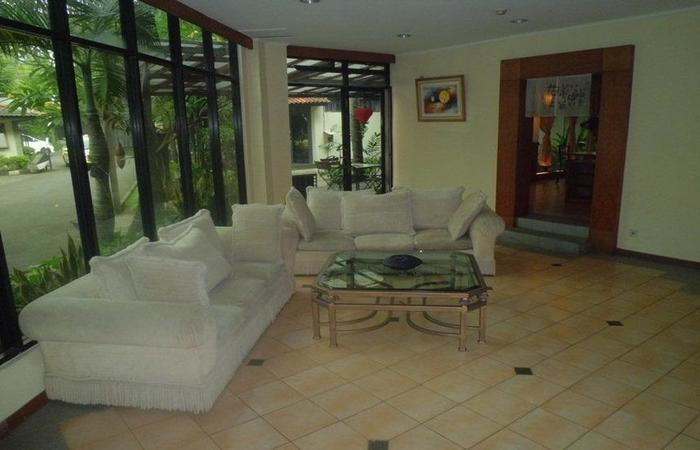 Shinju Apartment Cilandak Jakarta - Lobi