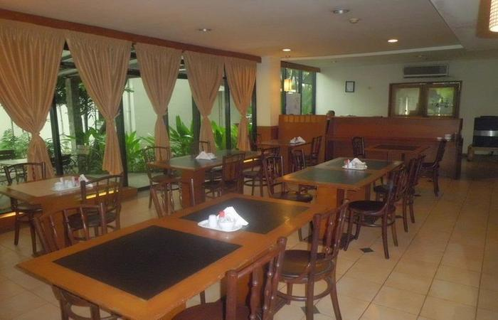 Shinju Apartment Cilandak - Restoran