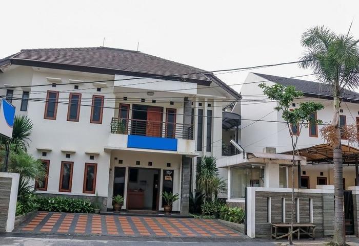 NIDA Rooms Sun House Raya 24 Lenkong - Penampilan
