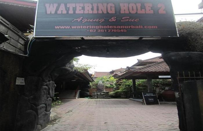 Agung and Sue Watering Hole II Sanur - Gerbang