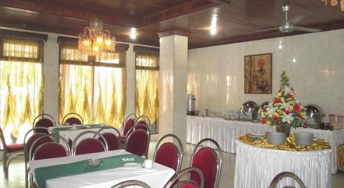 Hotel Pirus Samarinda - Restoran