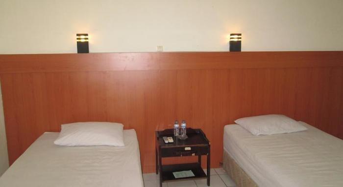 Hotel Grand Pirus Samarinda - Kamar