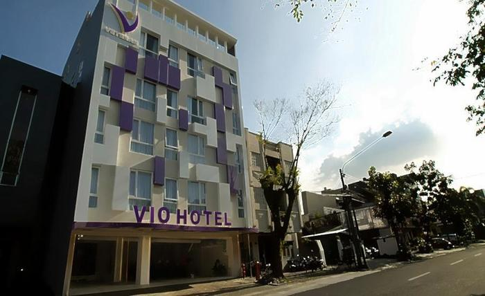 Vio Veteran Bandung - Hotel Building