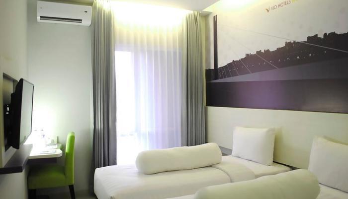 Vio Veteran Bandung - Comfort Room