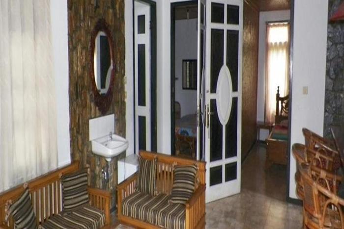 Villa Angela Pangandaran - Ruang Tamu