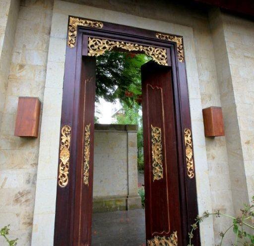 Pondok Sari Hotel Bali - Pintu Masuk