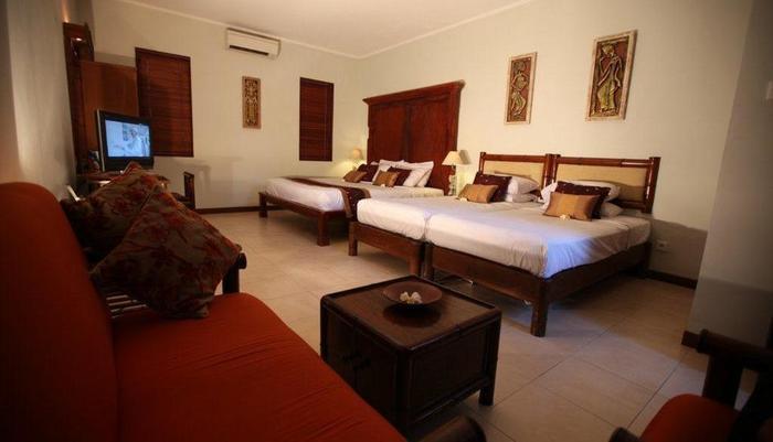 Pondok Sari Hotel Bali - Kamar Keluarga