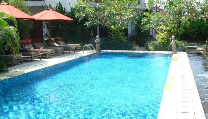 Pondok Sari Hotel Bali - Kolam Renang