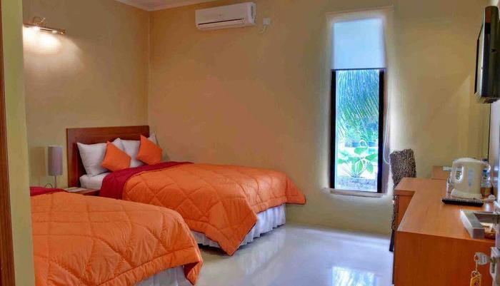 Desa Gumati Hotel Bogor - Kamar Deluxe
