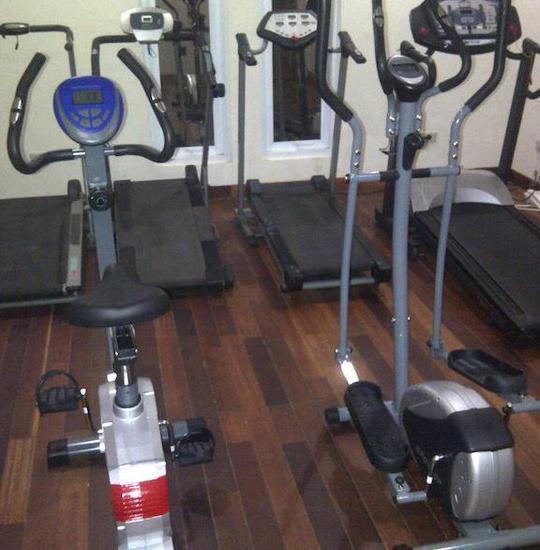 Hotel Permata Purwakarta - Gym