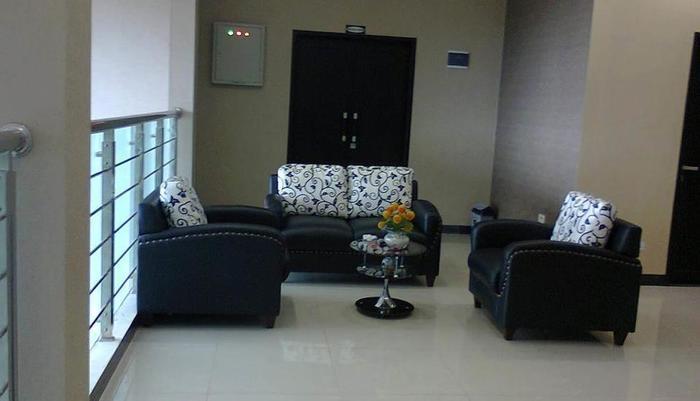 Hotel Permata Purwakarta - Lobby