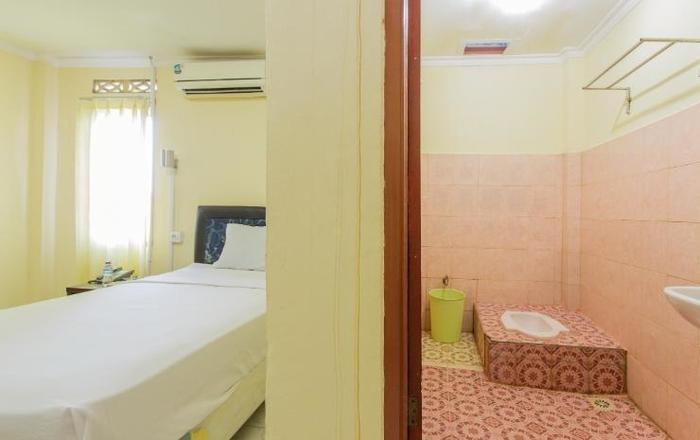Hotel Herly Syariah Balikpapan - Guest Room