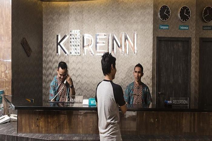 Hotel Kireinn Batam - Resepsionis