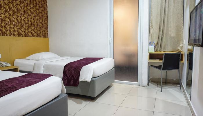 Hotel Marilyn South Tangerang - Superior Twin