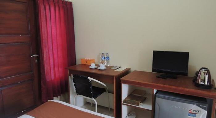 Hotel Puri Kayana Serang - Kamar tamu