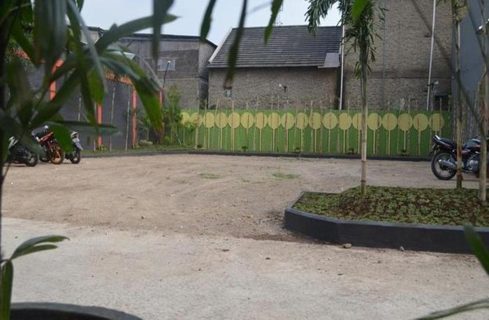 De'Kayakini Hotel Bandung - Parkir
