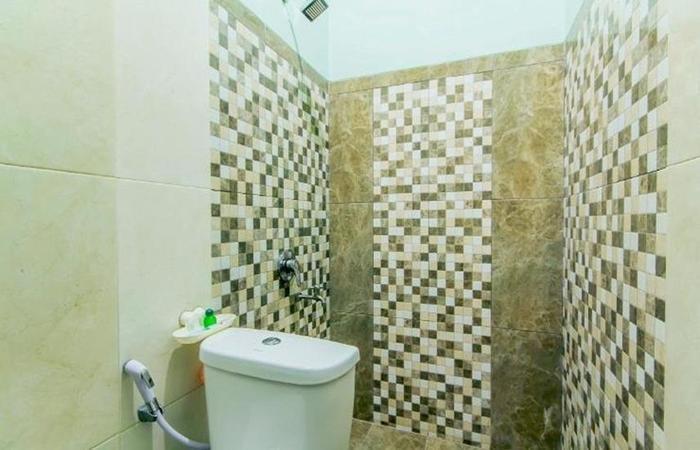 De'Kayakini Hotel Bandung - Kamar mandi