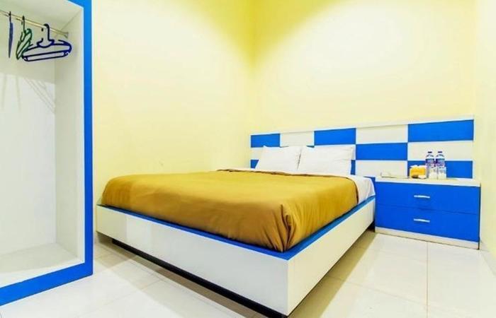 Sebuah Hunian Yang Nyaman Bersih Dan Desain Minimalis De Kayakini Hotel Menawarkan Pelayanan Istimewa Fasilitas Akan Membuat