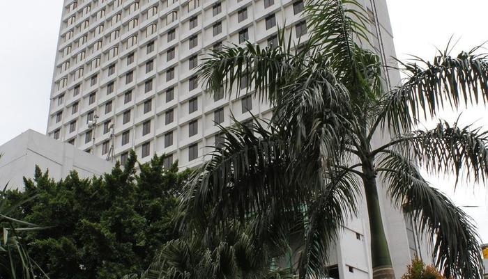 Garden Palace Surabaya - bangunan
