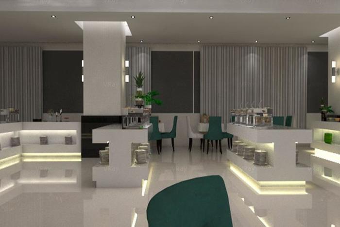 Rich Palace Hotel Surabaya - Restoran