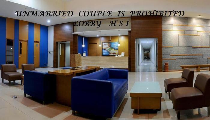 Hotel Senen Indah Jakarta - Lobi
