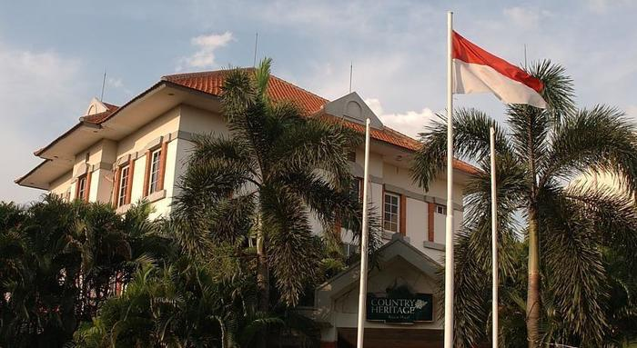 Country Heritage Surabaya - Appereance1