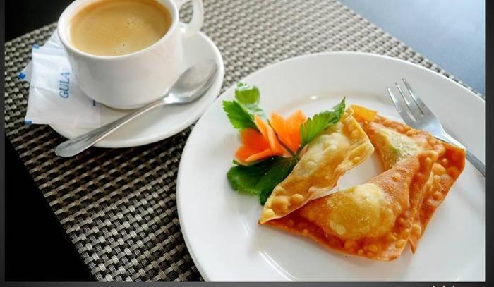 Griya Hotel Medan - PANGSIT RENYAH - KOPI