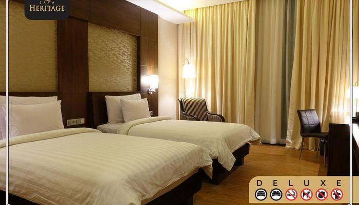 Java Heritage Hotel Purwokerto Purwokerto - Deluxe room