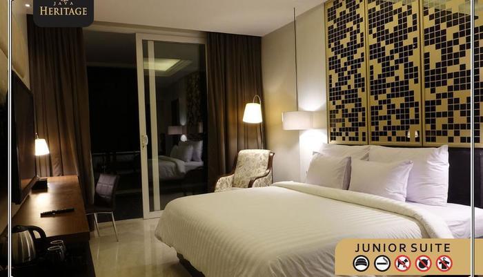 Java Heritage Hotel Purwokerto Purwokerto - junior suite