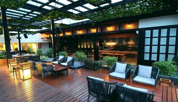 Java Heritage Hotel Purwokerto Purwokerto - Ambalika Restaurant