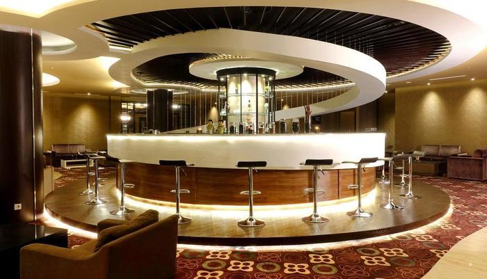 Java Heritage Hotel Purwokerto Purwokerto - Lounge