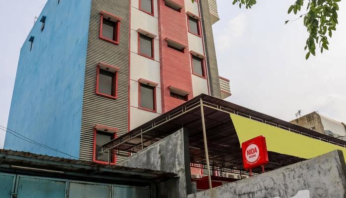 NIDA Rooms Sawah Besar Market Jakarta - Tampilan Luar Hotel