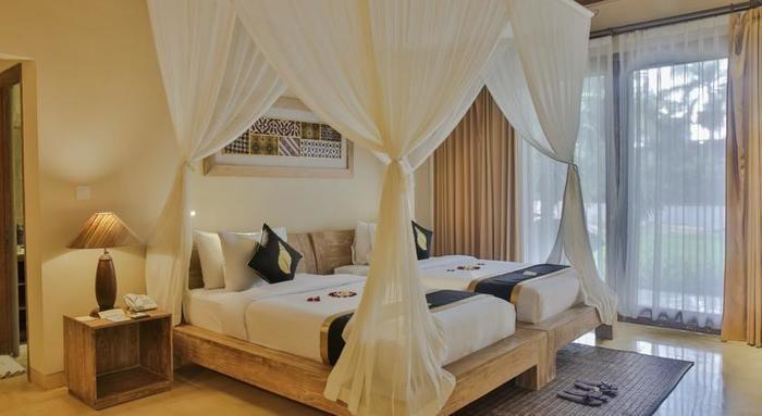 The Sankara Resort Bali - Kamar tamu