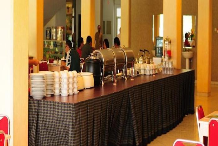 Hotel Sinar 1 Surabaya - Ruang Makan