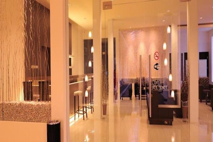 Hotel Sinar 1 Surabaya - Ruang Tamu