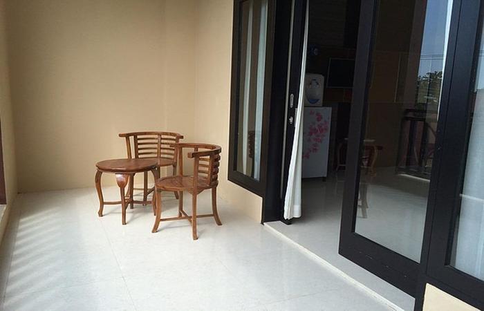 d'BILZ Hotel Pangandaran - Teras
