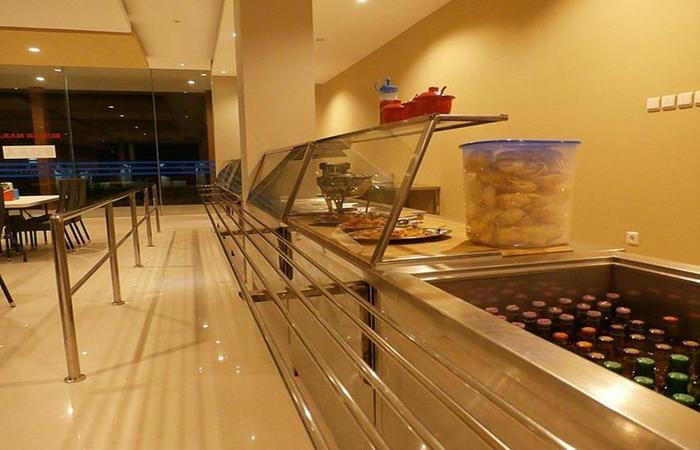 d'BILZ Hotel Pangandaran - Restoran