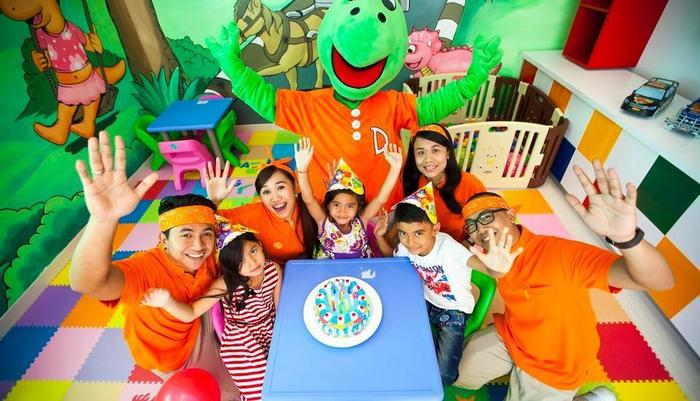 HARRIS Hotel and Conventions Denpasar Bali - Kids Club