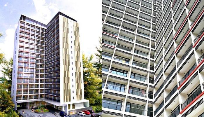 Apartment Beverly Hills Dago Bandung - Eksterior