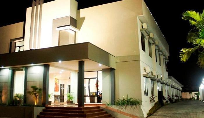 Tirta Kencana Hotel Yogyakarta - Eksterior