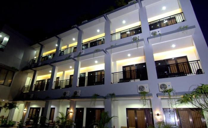 Tirta Kencana Hotel Yogyakarta - Pemandangan