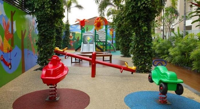 Eastparc Hotel Yogyakarta Yogyakarta - Playground