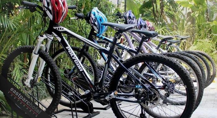 Eastparc Hotel Yogyakarta - Bicycle Rental