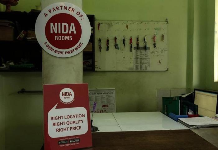 NIDA Rooms Gatot Subroto Barat 339 Denpasar - Resepsionis