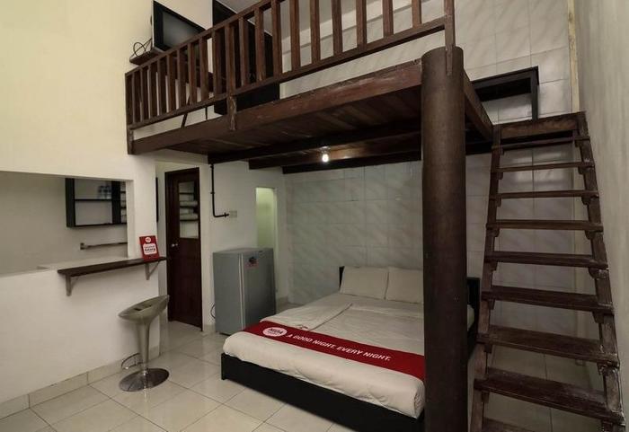 NIDA Rooms Gatot Subroto Barat 339 Denpasar - Kamar tamu